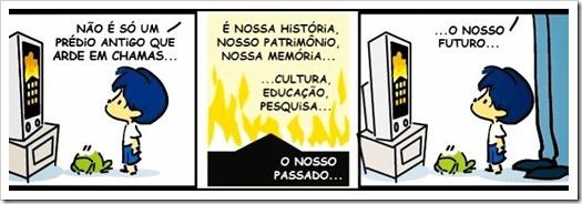 IncendioMuseuRio