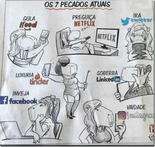 Os7PecadosAtuais