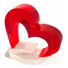 escultura-coração